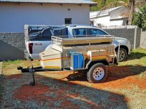 Cana Lodge | Caravan & Trailer parking